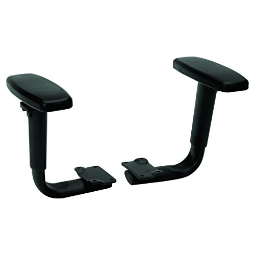 HON Height-Adjustable T-Arms for Volt Series Task Chair, Black (5795T) (Height Chairs)
