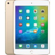 Apple iPad Mini 4 32GB Wi-Fi Gold by Apple
