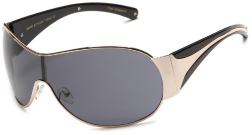 Esprit Womens 19316 Round Sunglasses
