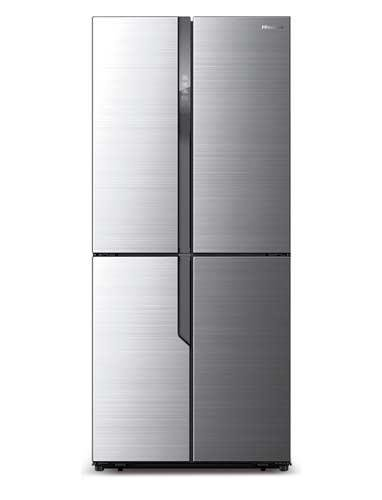 Hisense RQ562N4AC1 frigorifero side-by-side: Amazon.it: Grandi ...