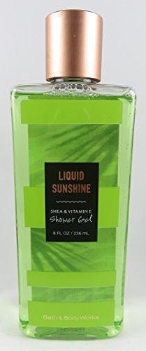 Bath & Body Works Liquid Sunshine 8 Ounce Shower Gel Wash