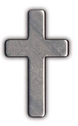 Agora Blank Metal Cross