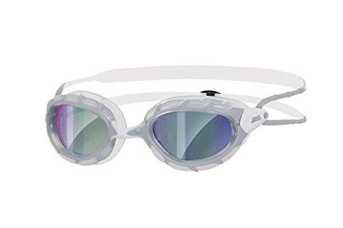 Zoggs - Gafas de natación gris / blanco