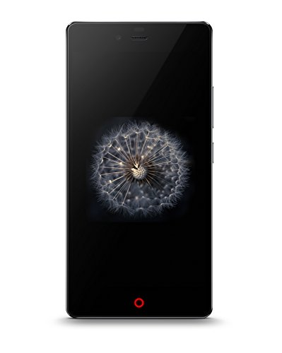 ZTE-Axon-nubia-Z9-mini-Negro-16GB-4G-Smartphone-SIM-doble-Android-NanoSIM-GSM-WCDMA-LTE-importado