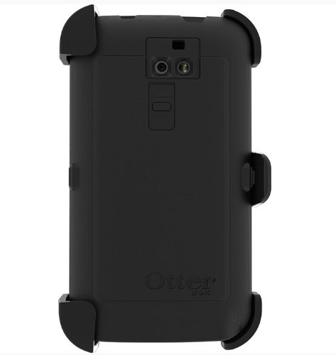 OtterBox Defender Case for LG G2 All Non-Verizon - Retail Packaging - Black