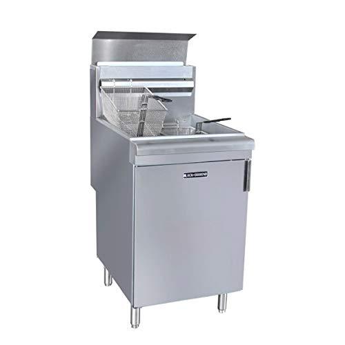 Amazon.com: Restaurante serie 70 pound piso LPG freidora ...