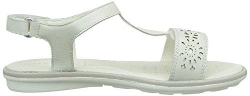 Geox Milk C - Sandalias deportivas Niñas Blanco - Blanc (C1000)