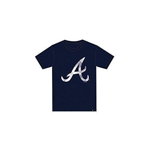 MLB Baseball T-Shirt ATLANTA BRAVES Knockaround Club logo '47Brand
