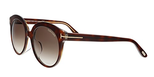 Tom Ford Women's FT0429 Sunglasses, - Tom Ford Celebrity Sunglasses