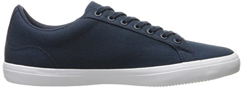 Lacoste Mens Lerond Fashion Sneaker Navy