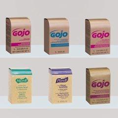 GOJO 2152 SPA BATH Body & Hair Shampoo Refills, 1,000 mL (215208GOJ) Category: Shampoo and Conditioner