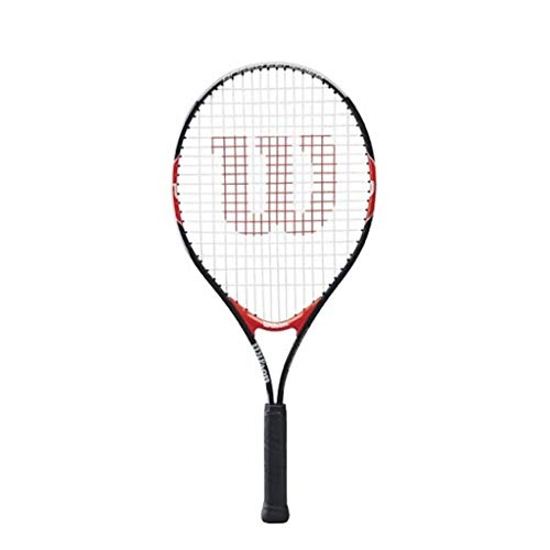 Wilson Federer Junior Tennis Racquet (25-Inch, - Tennis Racket Youth