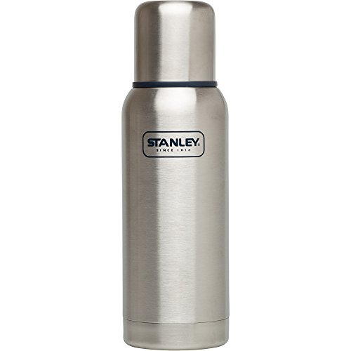 Stanley Adventure Vacuum Bottle, Stainless Steel, 25 oz by Stanley
