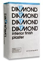 Usg 162640063 50Lb Diamond Int Finish Plaster ()