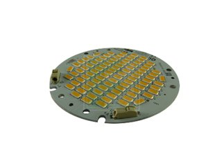 (Circular 84 mm MCPCB Light Engine 90 Mid-Power LEDs (4000K 5000lm) Connector (GLV92C84841/CW-GF90S40A))