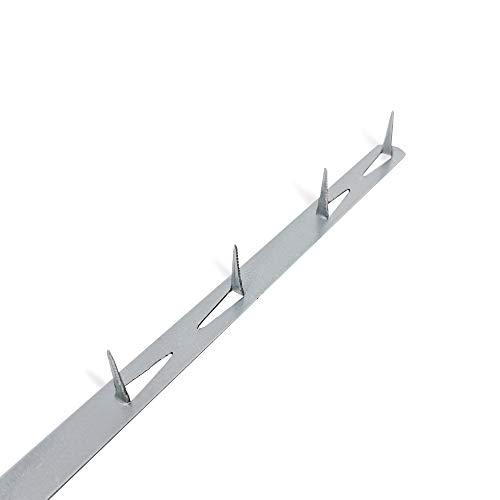 "The Sofa Source Upholstery Metal Tack Strip - 5 Pack, 13"" Long"