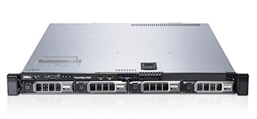 Dell PowerEdge R420 Server | 2X E5-2430 2.2GHz = 12 Cores | 16GB RAM | H310 | 4X 3TB (Renewed)