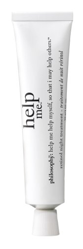 Philosophy Help Me Retinol Night Treatment  1 05 Ounce