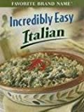 Incredibly Easy Italian, Editor, 1412723531