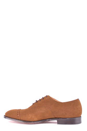 Churchs Mens Mcbi069117o Scarpe Stringate In Suede Marrone