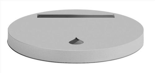 Suporte Vertical Giratório, Rain, iMac i360 10006, Prata