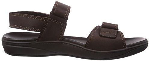 Mephisto SIMON GRIZZLY 151 DARK BROWN, Sandali uomo Marrone (Braun (Dark Brown))