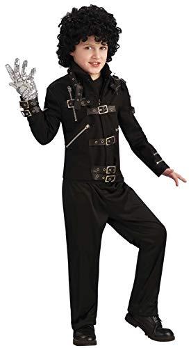 Michael Jackson Child's Bad Buckle Jacket Costume