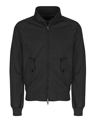 Black Harrington Jacket - Baracuta G9 Harrington Jacket 36 inch Black