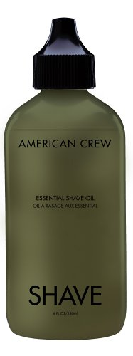 American Crew Essential Shave Oil, 1.7 oz