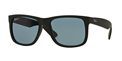 168a114421d73 ... get rayban justin rb4165 unisex classic sunglasses rayban polarized  sunglasses plastic frame square sunglasses prescriptionready glass