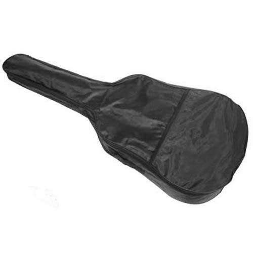 TRIXES 3/4 Guitar Case 3 4 Size Acoustic and Classical Guitar Carrying Case Bag