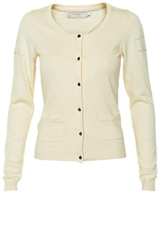 Cream clothing - Cárdigan - para mujer Warm off white