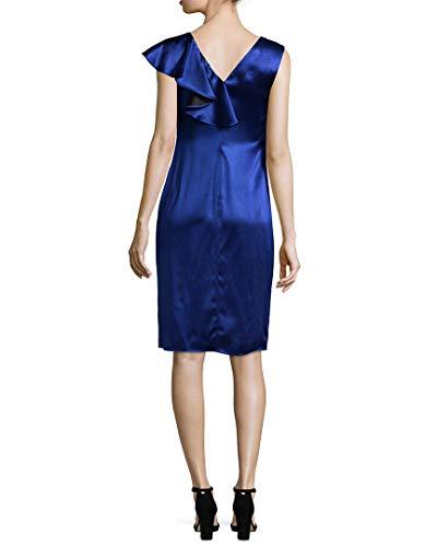 Front von Diane Sheath Womens Ruffle Furstenberg 2 Dress xfIqBfR