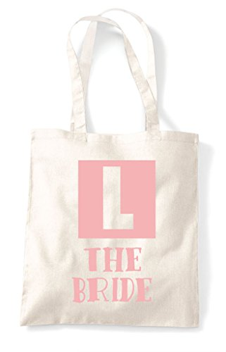 Personalised Tote Hen Bag Sign Customised Mint Learner Shopper Dosign Party wqpqI7B