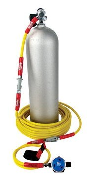 Brownie's Third Lung Kayak Diving Hose Kit 40ft by Brownie's