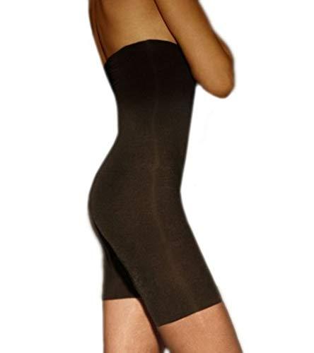 (Donna Karan Body Perfect Hosiery Waist Embrace Perfect Sheer Pantyhose 0B856 Small/Black)
