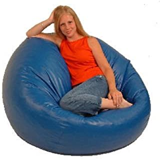 product image for Comfy Bean Beanbag Large Vinyl - Turqoise