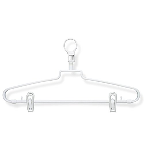 Honey Can Do HNG 01357 Hangers Security 72 Pack