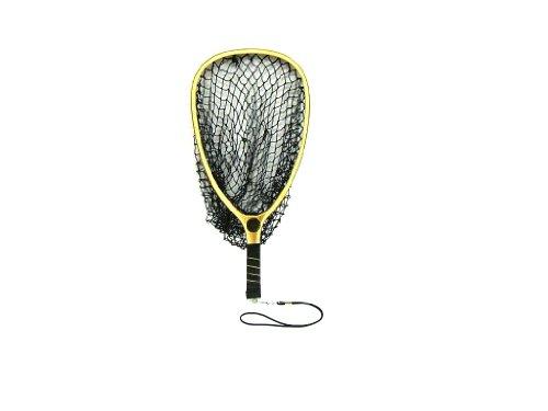 Ranger Wood Handle Trout Net with Handle (10 3/4 x 15-Inch Hoop, 20-Inch Deep Net)