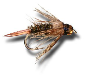 BH Twenty Incher Fly Fishing Fly - Size 10 - 3 Pack