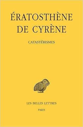 Livres Catastérismes pdf
