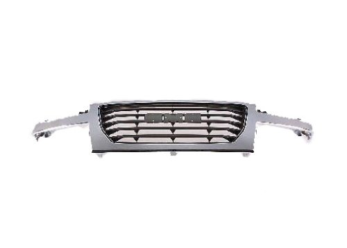 GMC Canyon 04-09 Front Grille Car New ()