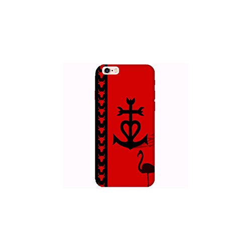 Coque Apple Iphone 6-6s - Croix de Camargue
