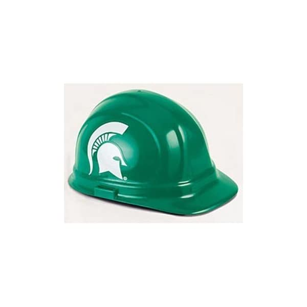 WinCraft NCAA Michigan State Spartans Hard Hat, One Size, Team Color 1