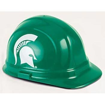 WinCraft NCAA Michigan State Spartans Hard Hat, One Size, Team Color ()
