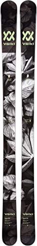 Volkl Skis Bash 86 Flat Skis 18-19 All Mountain Freestyle Black White, 172cm'