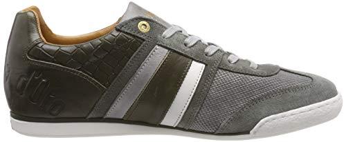 Uomo uomo Grigio grigio basse Pantofola 3jw Crocco Imola D'oro Violet Sneakers Low da 8pwqtUwS