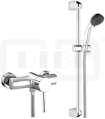 RONDO DIBL monomando-grifo de la ducha columna de ducha con AP ...