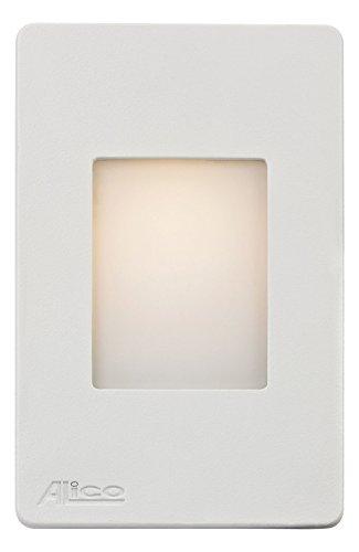 Thomas Lighting Beacon 3.3W LED Steplight with Opal Lens, White by ELK Lighting