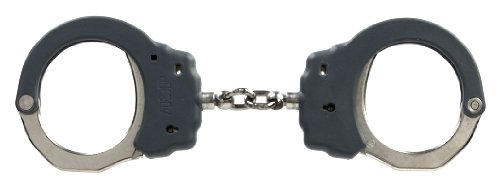 ASP Tactical Chain Handcuffs - Gray